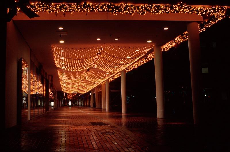 Weihnachten auf der Friedrichstrasse VII/2005