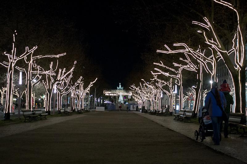 Lichter Unter den Linden